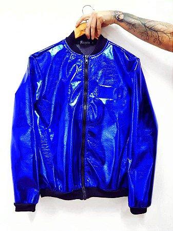 Jaqueta Metalizada Blue