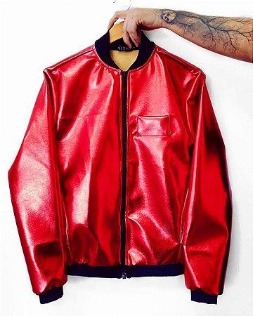 Jaqueta Metalizada Red