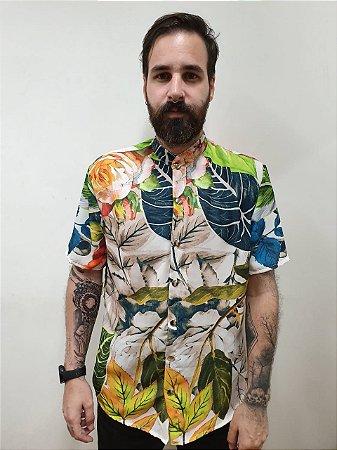 Camisa Floresta