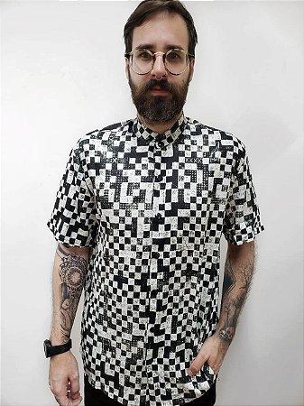 Camisa dominó