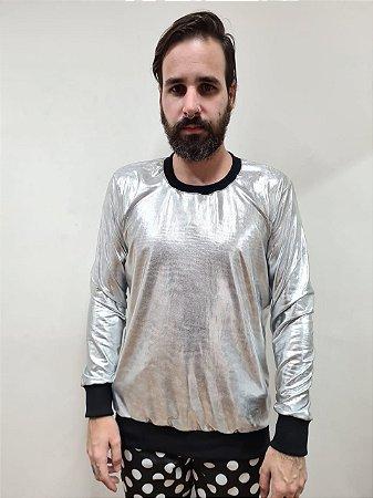 Moletom Silver