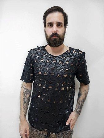 Camiseta Courino Floral