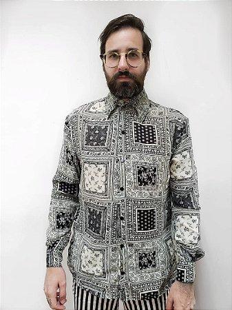 Camisa Mosaico