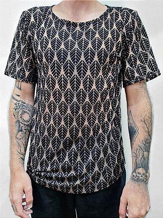 Camiseta Folha
