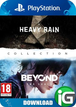 The Heavy Rain & BEYOND: Two Souls Collection