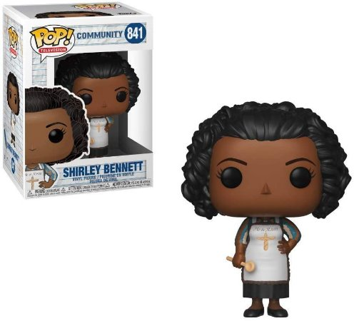 Boneco Funko Pop Shirley Bennett