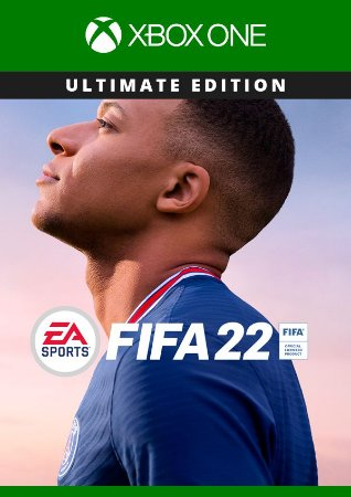 FIFA 22 Ultimate Edition - Xbox One