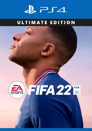 FIFA 22 Ultimate Edition - PS4