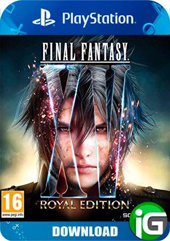 Final Fantasy XV Royal Edition - PS4