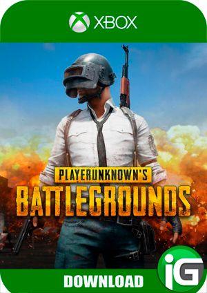 Playerunknown's Battlegrounds (PUBG) - Xbox One