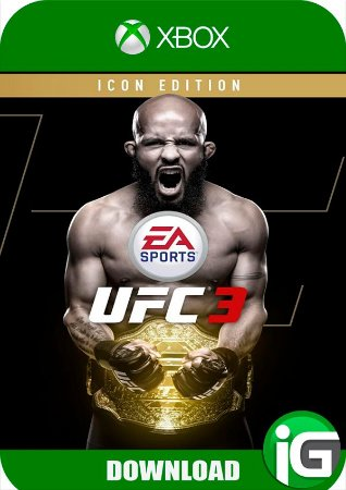 UFC 3 Icon Edition - XBOX ONE