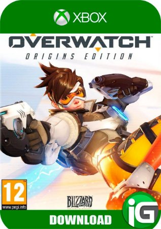 OVERWATCH GAME OF THE YEAR EDITION - XBOX ONE