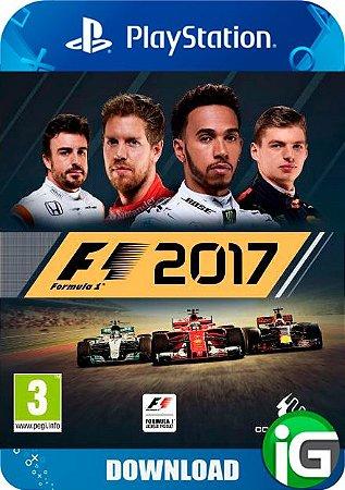 F1 2017 Formula 1 - PS4