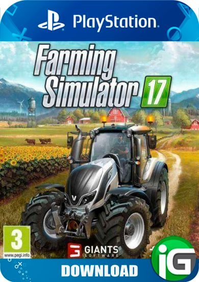 Farming Simulator 17 - PS4