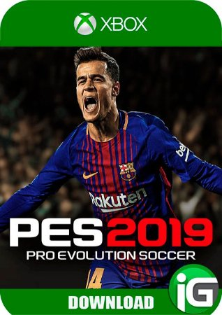 Pro Evolution Soccer (PES) 19 - Xbox One