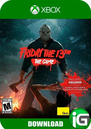 Friday The 13th The Games
