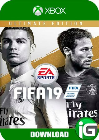 FIFA 19 Ultimate Edition - Xbox One