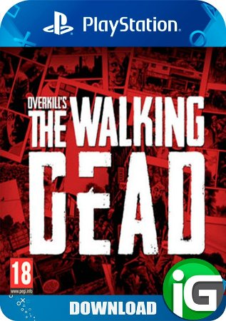 Overkill's The Walking Dead - PS4