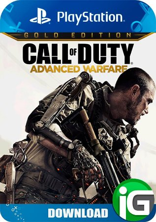 Call Of Duty Advanced Warfare Gold Edition - PS4