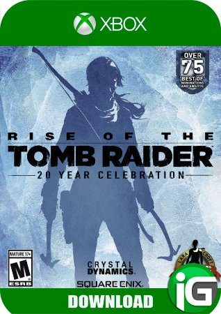 Rise of the Tomb Raider 20 Year Celebration - Xbox One