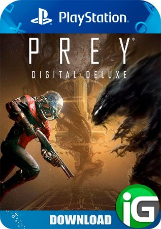 Prey Digital Deluxe - PS4