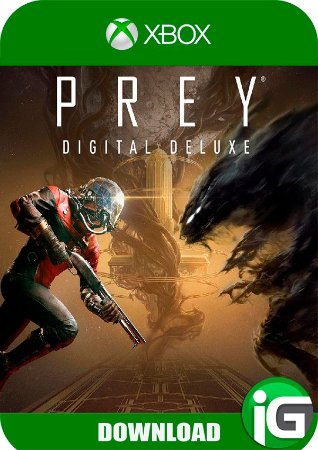 Prey Digital Deluxe - Xbox One