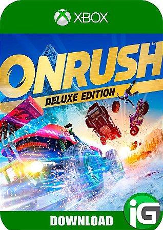 Onrush Deluxe Edition - Xbox One