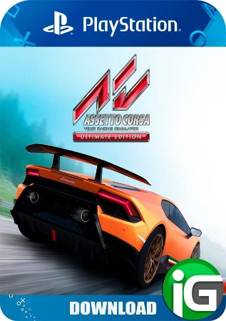 Asseto Corsa Ultimate Edition - PS4