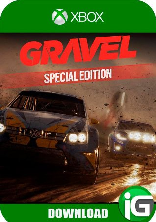 Gravel Special Edition - Xbox One