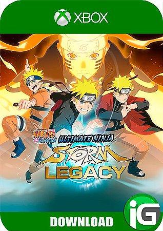 Naruto Shippuden Ultimate Ninja Storm Legacy - Xbox One