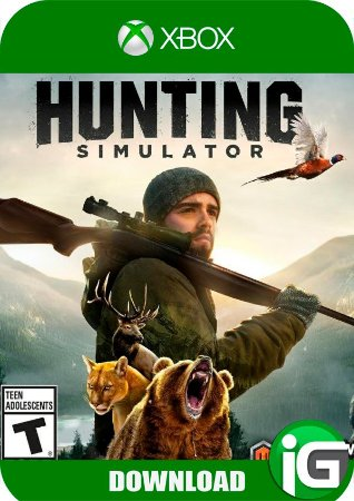 Hunting Simulator - Xbox One