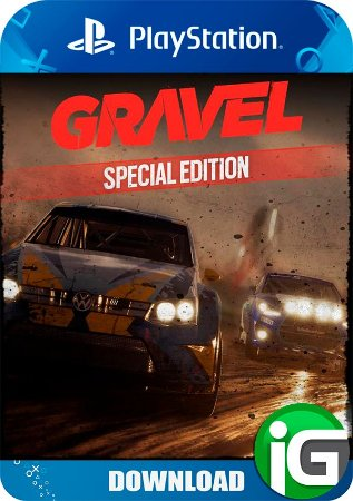 Gravel Special Edition - PS4