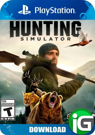 Hunting Simulator - PS4