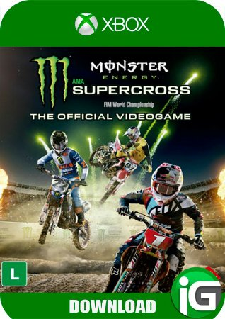 Monster Energy Supercross - Xbox One