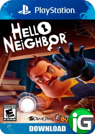 Hello Neighbor - PS4