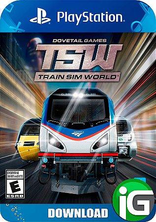 Train Simulator World - PS4