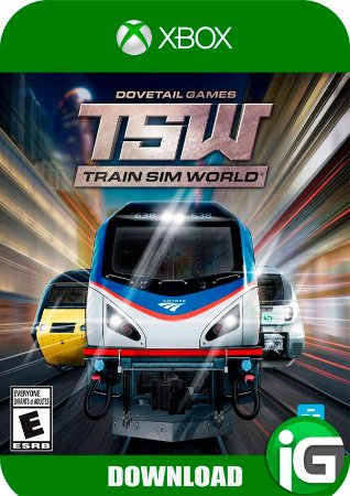 Train Simulator World - Xbox One