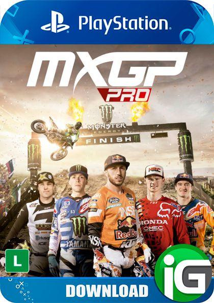 MXGP Pro - PS4