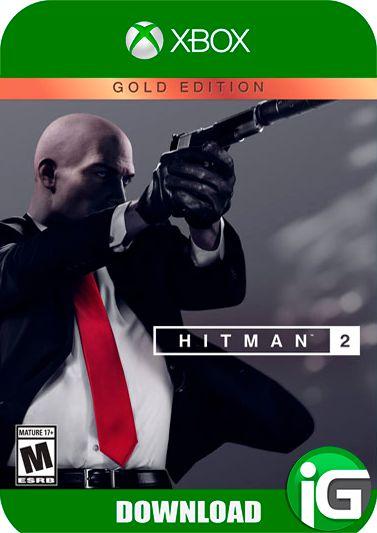 Hitman 2 Edição Ouro - Xbox One