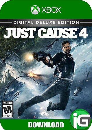 Just Cause 4 - Edição Deluxe - Xbox One