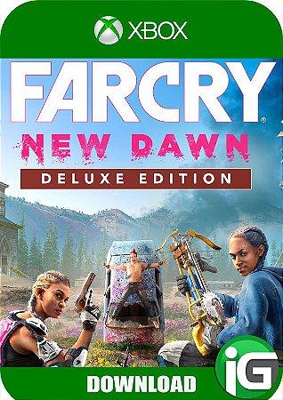 Far Cry New Dawn - Edição Deluxe - Xbox One
