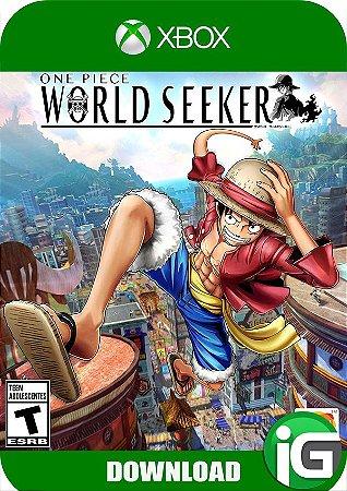 One Piece World Seeker - Xbox One