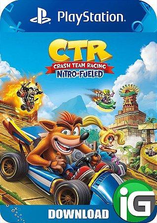 Crash Team Racing Nitro-Fueled - PS4