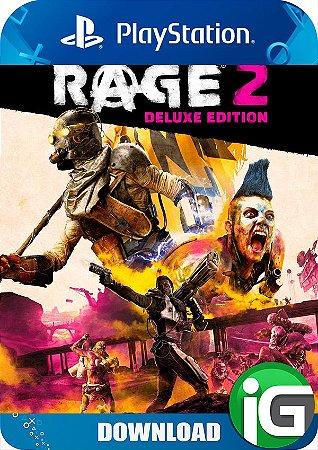 Rage 2 - Edição Deluxe - PS4