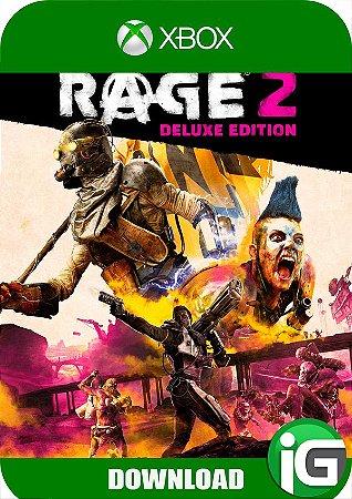 Rage 2 - Edição Deluxe - Xbox One