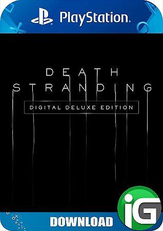 Death Stranding - Edição Deluxe - PS4