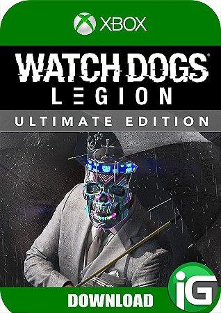 Watch Dogs Legion - Edição Ultimate - Xbox One