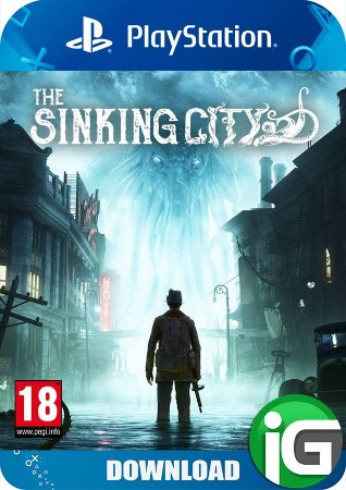 The Sinking City - PS4