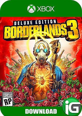 Borderlands 3 - Edição Deluxe - Xbox One