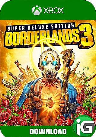 Borderlands 3 - Edição Supereluxe - Xbox One
